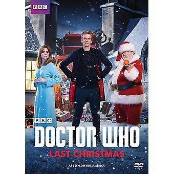 Doctor Who: Last Christmas [DVD] USA import