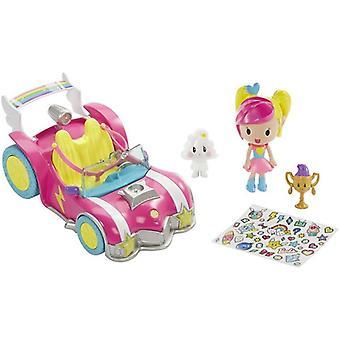 Barbie Video Game Hero Vehicle and Figure Play Set Kids toy