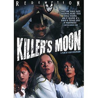 Killer's Moon [DVD] USA import