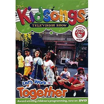 Kidsongs - Let's Work Together [DVD] USA import