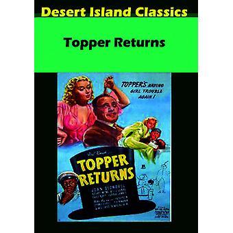 Topper Returns [DVD] USA import