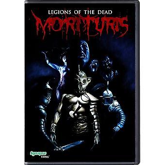 Morituris: Legions of the Dead [DVD] USA import