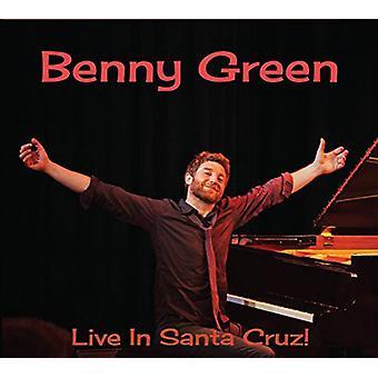 Benny Green - Live in Santa Cruz! [CD] USA import