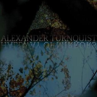 Alexander Turnquist - Hallway of Mirrors [CD] USA import