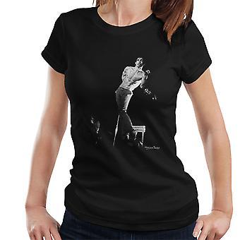 Iggy Pop Manchester Apollo 1977 Women's T-Shirt