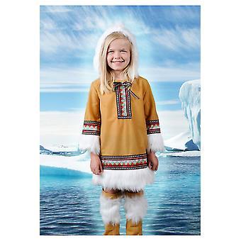 Pour enfants costumes enfant fille filles Eskimo
