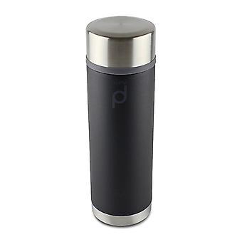 Pioneer Vacuum Insulated Leak Proof Drinkpod Capsule Flask 350 ml Various Colours