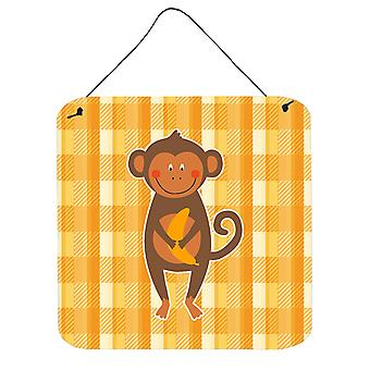 Carolines schatten BB6753DS66 Monkey Business muur of deur hangen Prints