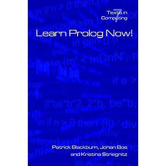 Learn Prolog Now by P Blackburn