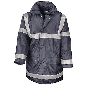 Result Workguard Management Waterproof Jacket