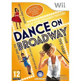 Dance on Broadway (Wii)-nieuw