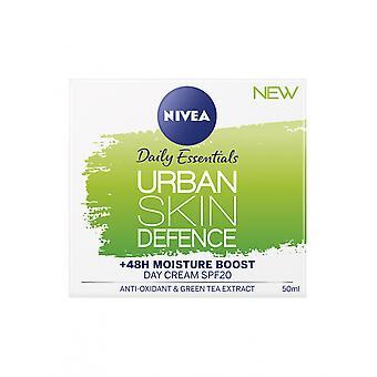 Nivea Daily Essentials Urban Skin försvar Day Cream