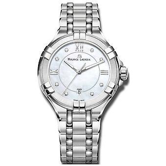 Maurice Lacroix Womans Aikon Quartz AI1004-SS002-170-1 Watch