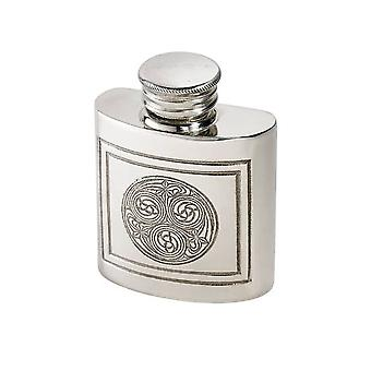 Small Kells Purse Pewter Flask - 1oz