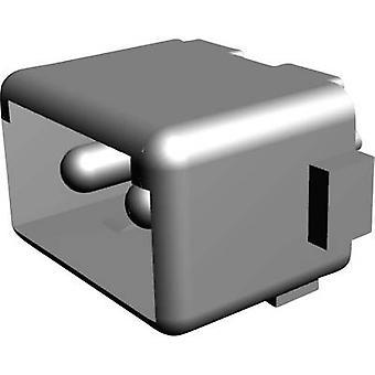 TE Connectivity pinkode enclosure - PCB MATE-N-LOK samlede antal stifter 2 kontakt afstand: 5,08 mm 350209-1 1 computer(e)