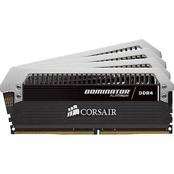 コルセア PC の RAM キット Dominator® CMD32GX4M4B3200C16 32 GB 4 × 8 GB DDR4 メモリ 3200 MHz CL16 18-18-36