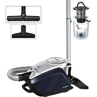 Bosch Haushalt BGS5A300 Relaxxx ProSilence Plus aspirador 700 W prateado, marinho
