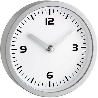 TFA-שעון קוורץ לחדרי אמבטיה/חדרים רטובים