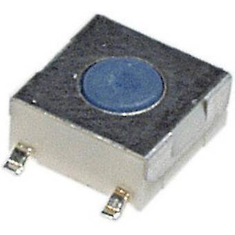APEM PHAP3373 drukknop 12 V DC 0,05 A 1 x uit/(aan) kortstondige 1 PC (s)