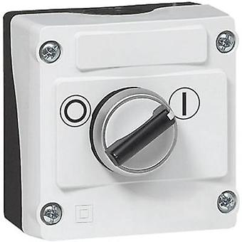 BACO LBX12510 Rotary switch + låda 240 V AC 2.5 A 1 maker IP66 1 dator