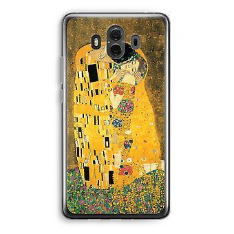 Huawei Mate 10 caso transparente (Soft) - Der Kuss