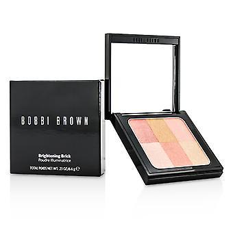 Bobbi Brown brilho tijolo - Coral #02 - 6.6g/0.23oz