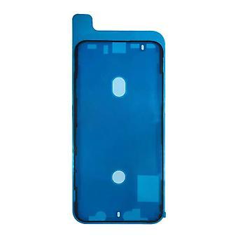 Adhesivo de la etiqueta engomada adhesiva LCD marco montado envolvente para Apple iPhone XS Max 6.5