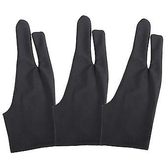 TABLET DRAWING GLOVE BLACK