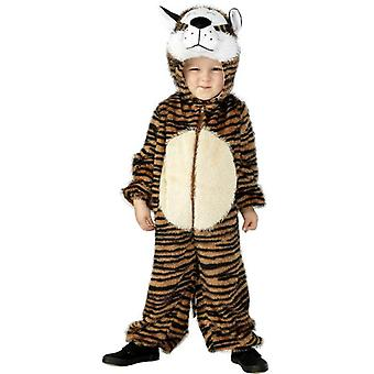 Tiger Costume, Small.  Small Age 4-6