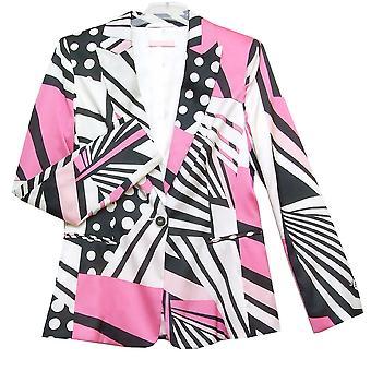 BASLER пиджак 418774 розовый