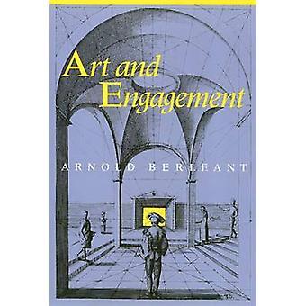 Arte y compromiso por Arnold Berleant - libro 9781566390842