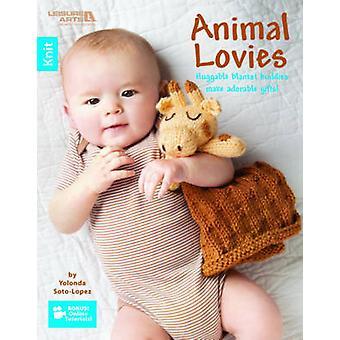 Djur Lovies - Huggable filt kompisar göra bedårande presenter! av Yolan