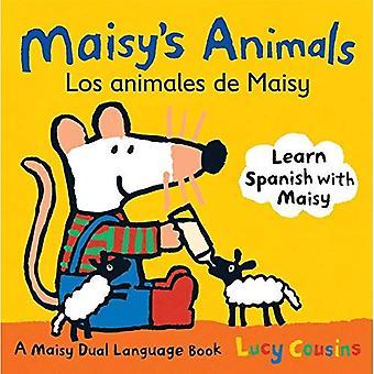 Maisy Tiere/Los Animales de Maisy: A Maisy zweisprachige Buch
