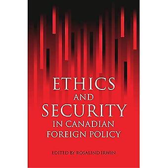 Éthique et la sécurité dans la politique étrangère canadienne