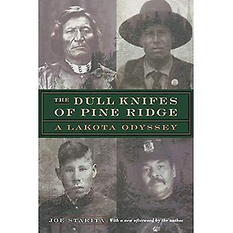 Couteaux le terne de Pine Ridge: une odyssée de Lakota
