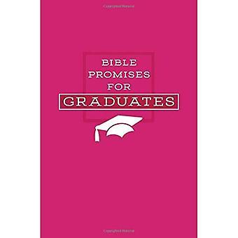 Bijbel beloften voor afgestudeerden (roze)