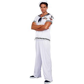 Handsome Sailor Adult Costume