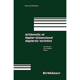 Aritmetiske HigherDimensional algebraiske sorter af Poonen & Bjørn