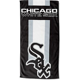 Nordvest badehåndkle for MLB Chicago White Sox 76x152cm sone