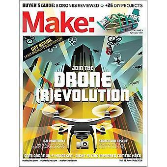 Make - Volume 51 by Mike Senese - 9781680452471 Book