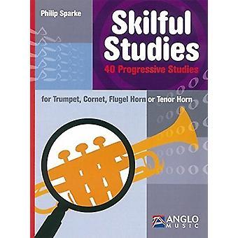 Skilful Studies  - Trumpet - Cornet - Flugel Horn or Tenor Horn - 9789