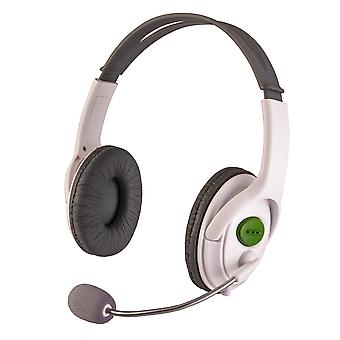 Large X-Box XBOX 360 Compatible Live Stereo Headphone, Earphone, Headset with Microphone