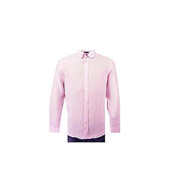 Gant Solid Linen Long Sleeve Shirt