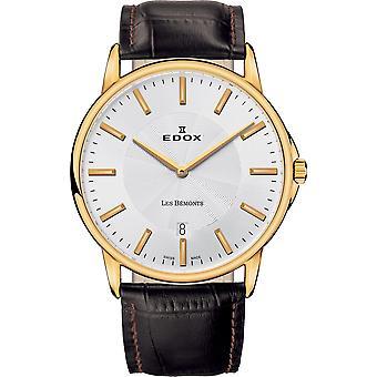 Edox 56001 37J AID Les Bémonts Men ' s Watch
