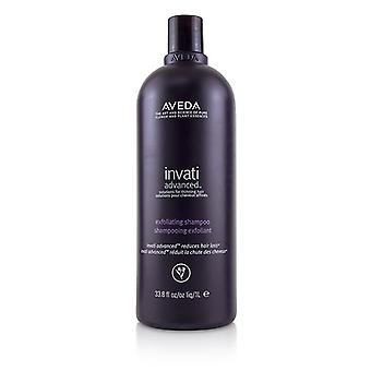 Invati Advanced Exfoliating Shampoo - Solutions For Thinning Hair Reduces Hair Loss - 1000ml/33.8oz