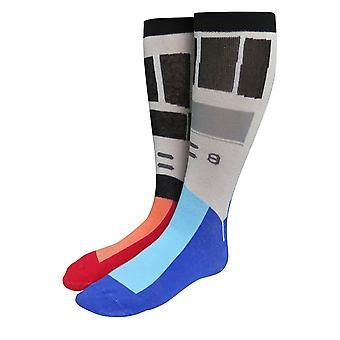 Star Wars Lichtschwerter Crew Socken