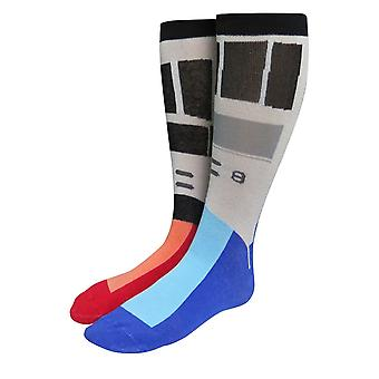Star Wars Lightsabers crew sokken