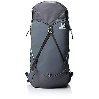 Salomon LC1093900 Out Night 28.5 Women's Backpack - Capacit of 33 l - Grey (Lilac Gray) - S/M