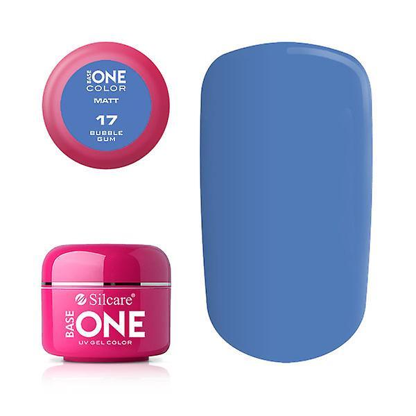 Base en-Matt-Bubble Gum 5G UV gel