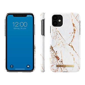 iDeal Of Sweden iPhone 11 - Carrara Gold